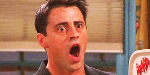 Mind-blowing Friends fan theory says Joey Tribbiani is a real person