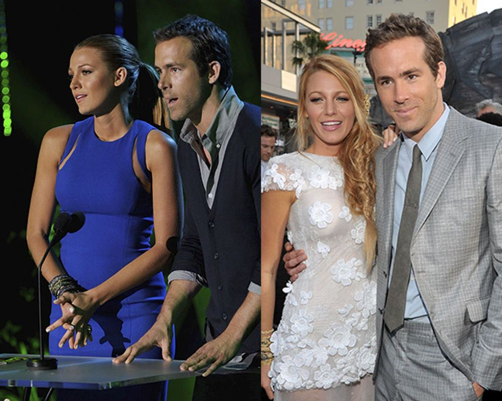 who was blake lively dating in 2010