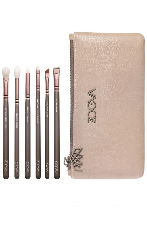 Best makeup brushes - Zoeva