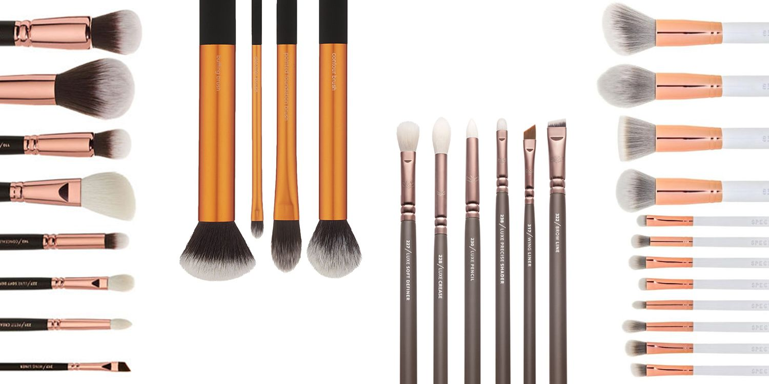 Best makeup brushes: 9 sets you need to own