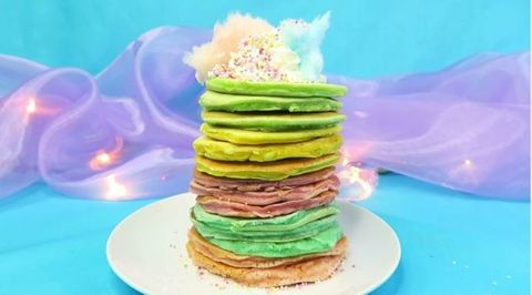 This unicorn pancake recipe will make your pancake day game so strong these unicorn pancakes will make your pancake day game so strong ccuart Image collections