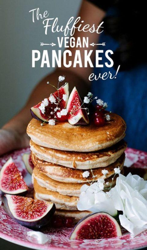 Dish, Food, Pancake, Breakfast, Cuisine, Ingredient, Meal, Berry, Brunch, Dessert,