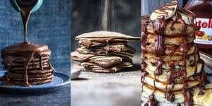 Just 18 mouth watering photos of Nutella pancakes to get you ready for Pancake Day