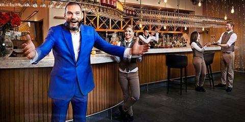 First Dates are looking for people to go on background dates