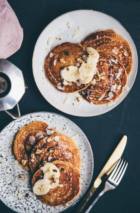 Dish, Food, Cuisine, Ingredient, Dessert, Breakfast, Whipped cream, Produce, Meal, Pancake,