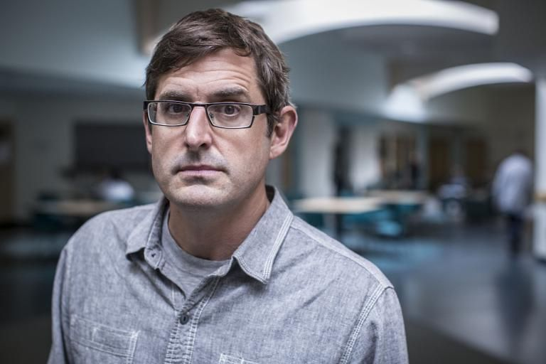 The trailer for Louis Theroux's new BBC documentary is harrowing