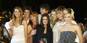 10 times The OC was as dramatic behind the scenes as it was on TV