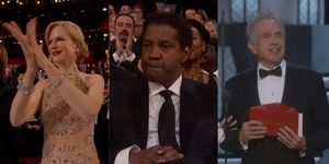 14 of the most awkward moments from the Oscars 2017