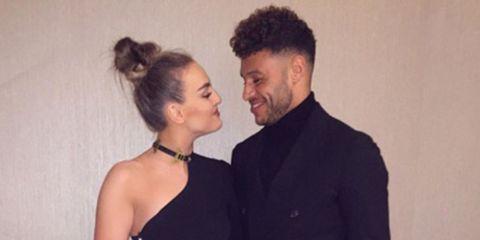 Perrie Edwards' boyfriend is terrified Little Mix will write