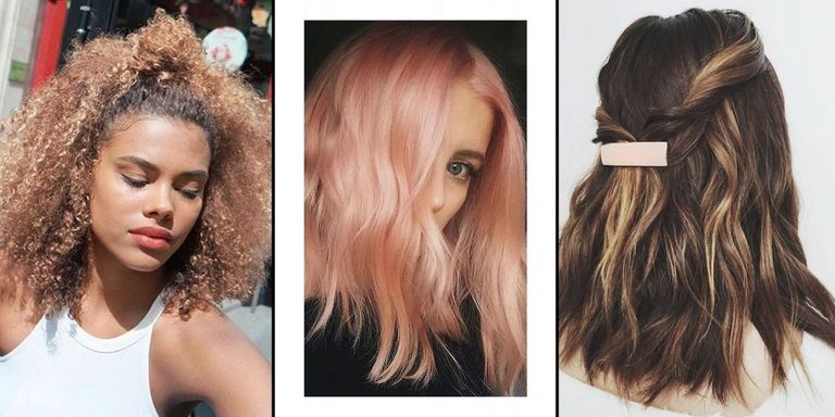 Summer Hair Colour Trends That Are Going To Be HUGE - Hairstyle colour photo