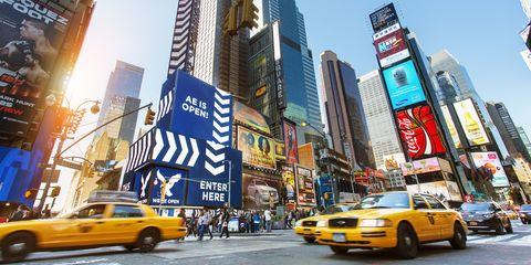 This is the cheapest time of year to fly to New York