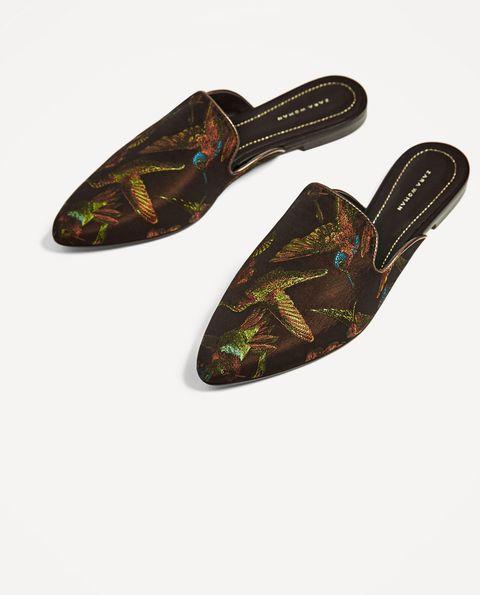 Footwear, Shoe, Slipper, Espadrille,