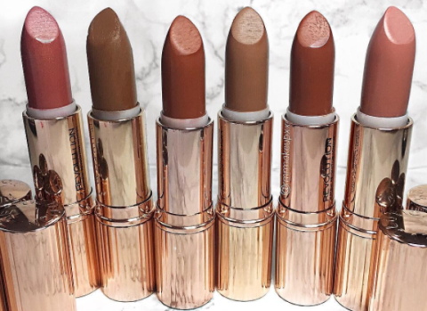 Makeup Revolution Accused Of Ripping Off Charlotte Tilbury With