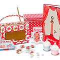 """<p> Do you know someone who always shops for her fabulous frocks in the vintage markets? Is her room filled to the brim with kitschy ornaments and perfect prints? Is she, in short, a vintage vixen? Make hers the best Christmas ever with this gorgeously retro collection of treats&#x3B; totally old school, totally perfect, it even includes a tube of Love Hearts, so she can find the words to sum up how grateful she is!</p><p>Clockwise from top:</p> Recipe box, £6.85, <a href=""""http://www.whiteshore.co.uk"""">White Shore</a>,Vintage rose hand creams, £4, <a href=""""http://www.heathcote-ivory.com/our-collections/vintage-rose/vintage-collection-rose-miniature-luxury-hand-creams.html"""">Heathcote & Ivory</a>,Celia Birtwell book, £15.19, <a href=""""http://www.amazon.co.uk/Celia-Birtwell/dp/1844008444"""">Amazon</a>,Cupcakes, £5.99, <a href=""""http://www.girl-shop.co.uk"""">Girl-Shop</a>,Love Hearts, £1, <a href=""""http://www.swizzels-matlow.com"""">Swizzels</a>,Revival DAB Roberts Radio, £200, <a href=""""http://www.cathkidston.com"""">Cath Kidston</a>"""