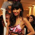 "Jameela Jamil is a constant staple of the fashion pages and always makes us green with wardrobe envy. Luckily for us, the T4 presenter is a huge fan of the high street. Get her cute floral dress for £55 from</p> <a href=""http:://www.urbanoutfitters.co.uk/minkpink-enchanted-forest-dress/invt/5130409334747/?htxt=u6%2FpjC0hk4j66arUOmERaWmd452QnGb%2FkDK%2FecxVyK0SLfgXOqcLrn3nl0c6VpY5%2FdcgUIdQcHLS%0AqrulPj72Xw%3D%3D""target=""_blank""> urbanoutfitters.com</a></p>"