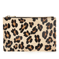 "<p>""It's cool to carry a clutch and this animal print beaut will amp up any outfit.""</p>