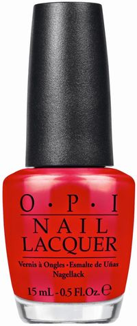 <p>OPI's Coca Cola collection had us in a spin - there are so many pretty shades to pick, from orange Fanta to emerald Sprite. In the end, we brought it down to a classic with the Coca Cola red, as you can't go wrong with an iconic colour that also suits every skin type.</p>