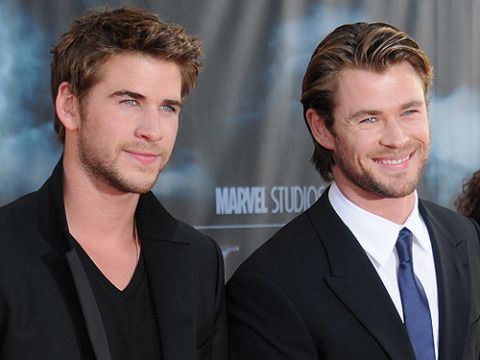 chris hemsworth vs liam hemsworth