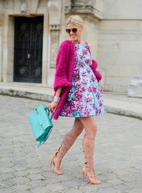 <p><strong>Who:</strong> Sofie Valkiers, fashion blogger</p>