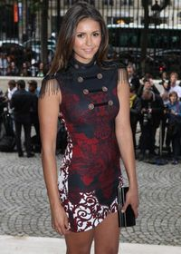 """<p>Nina Dobrev looked stylish in a red and navy military-inspired mini.</p><p><a href=""""http://www.cosmopolitan.co.uk/fashion/news/fearne-cotton-wedding-dress-photos"""" target=""""_blank"""">FEARNE COTTON'S AMAZING WEDDING DRESS</a></p><p><a href=""""Wimbledon%202014:%20the%20best%20celebrity%20fashion"""" target=""""_blank"""">WIMBLEDON 2014: THE BEST CELEB FASHION</a></p><p><a href=""""http://www.cosmopolitan.co.uk/fashion/celebrity/david-victoria-beckham-style"""" target=""""_blank"""">STYLE FILE: 15 YEARS OF THE BECKHAMS</a></p>"""