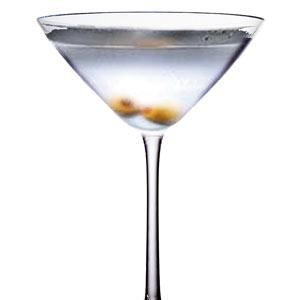 "<strong>Calories: </strong>99<br /><strong>What's in it: </strong>Vodka or gin, plus vermouth.<br /><strong>Healthy?</strong> It's low in calories and made with white spirits, which are less likely to give you a hangover (the additives in darker spirits trigger killer headaches). But go for a lychee or pomegranate martini if you want an immune boost. ""They're both high in antioxidant vitamin C, which will help keep your skin looking good over Christmas,"" says Kellow."