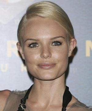 "<p><strong>""Kate Bosworth's style suits her delicate features,"" says shockwaves style director Michael Douglas. ""And low side-partings are a big trend at the moment."" </strong><br /><br />•   Create a side-parting but experiment first with which side suits you the most.<br /><br />•   Blow-dry your hair straight and then tie into a very low ponytail at the nape of the neck; just off-centre looks cute.<br /></p><p>Photograph: Getty Images </p>"