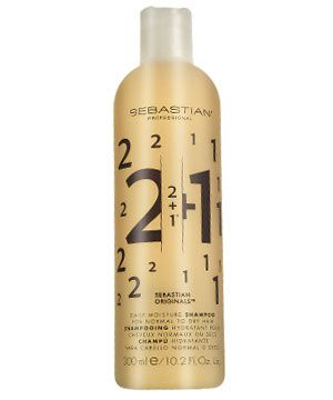 "<ul><li><strong>Sebastian Originals 2+1 Moisture Shampoo, £12.75.</strong> Combines two parts moisture to one part protein for ultimate hydration.</li></ul><p> </p><p><strong>COSMO'S VERDICT:</strong> ""This is designed for normal to dry hair so your mane won't lose it's bounce. The cinnamon and peach fragrance left my hair smelling yummy, too, so it's well worth a splurge."" <strong>8/10 </strong></p>"