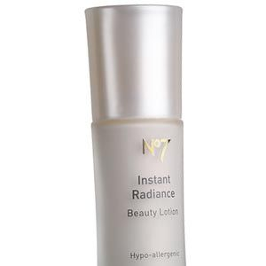 """<p><strong>NO7 INSTANT RADIANCE BEAUTY LOTION, £13.50. </strong>Contains toning larch extract and light-reflective particles to lift skin.</p><p><strong>COSMO'S VERDICT:</strong> """"Light and easily absorbed, this is great for no-makeup days as it leaves your skin glowing. But don't expect a miracle facelift."""" <strong>8/10 </strong></p>"""