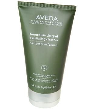<strong>3. Aveda Tourmaline Charged Exfoliating Cleanser, £18.50, </strong>has little exfoliating beads to zap dullness.<br />