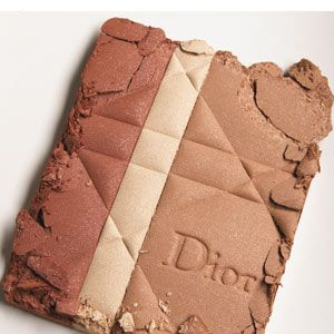 Use this multi-tasking miracle worker on lips, eyes and cheeks to complement your golden glow, with textures that layer impeccably to carry you into the night, without a hitch.<br /><br />Dior Couture <strong>Sun Couture Palette</strong>, £32<br />