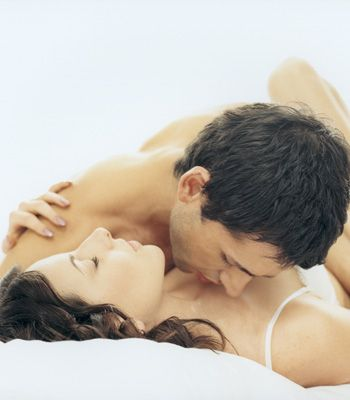 """<p>""""Don't suffer in silence,"""" says Siski Green, author of How To Blow Her Mind In Bed (Pikatus). """"Show him that you are not finished by kissing his neck then move his hand to your clitoris or breasts. If he stops it's perfectly acceptable to move his hand back, a hint he can't fail to take. Or position yourself so he's spooning you and finish yourself off. No man wants to think he's bad in bed so once he notices you are not done he will most likely take over or at least kiss and stroke you as you make your own way there.""""</p>"""