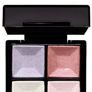 """Givenchy Prisme Again! Eyeshadow Quartet, £31, <a href=""""http://www.parfumsgivenchy.com/make_up/eyes/le_prisme_yeux_quatuor/4_colors_and_2_finishes_to_brighten_and_sculpt_your_look/presentation_7_187_1148.html""""target=""""_blank"""">Givenchy.com</a>"""