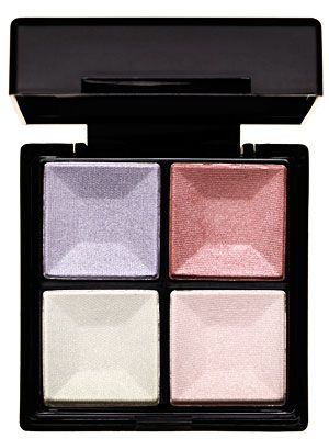 "Givenchy Prisme Again! Eyeshadow Quartet, £31, <a href=""http://www.parfumsgivenchy.com/make_up/eyes/le_prisme_yeux_quatuor/4_colors_and_2_finishes_to_brighten_and_sculpt_your_look/presentation_7_187_1148.html""target=""_blank"">Givenchy.com</a>"