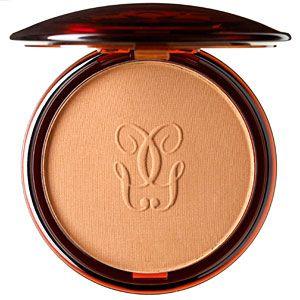 """Guerlain Terracotta Moisurising Bronzing Powder. £31.50, <a href=""""http://www.terracotta-guerlain.com/guerlain/file/lvmhminisite/terra2010/index-fr.html""""target=""""_blank"""">Terracotta-guerlain.com</a>"""
