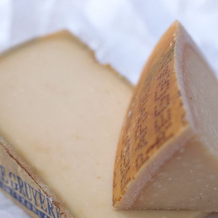 <p>Swapping your regular cheese for goat's cheese is a great way to cut those calories. Cow's cheese is 40 percent higher in calories than a goat's cheese. How have we not caught on earlier?</p>