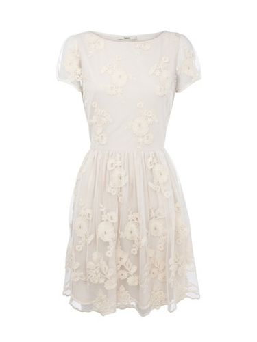 """<p>This cutesy, cropped sleeve dress is just what you need to attend the party. Add vintage style accessories for the wow! Factor</p><p>£60, <a href=""""http://www.oasis-stores.com/Fleur-Embroidered-60s-Dress/Dresses/oasis/fcp-product/3170083804""""target=""""_blank""""> oasis.com </a></p>"""