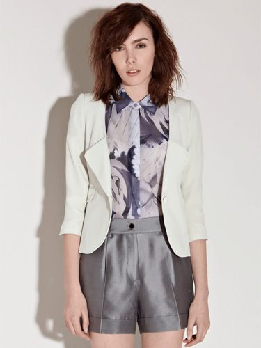 "<p>Warehouse also has a divine new Luxe collection out. Itís brimming with timeless pieces that have clean silhouettes, quality fabrics and clever cuts. This cropped blazer is perfect for spring</p><p>£120, <a href="" http://www.warehouse.co.uk/cropped-blazer/Luxe/warehouse/fcp-product/304304  ""target=""_blank""> warehouse.co.uk </a></p>"