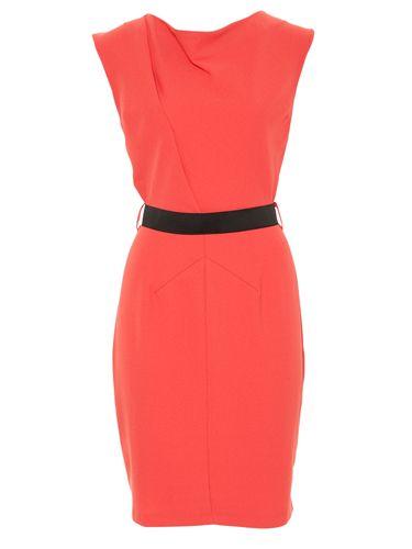 Textile, Red, Formal wear, Dress, Orange, Carmine, One-piece garment, Pattern, Day dress, Maroon,