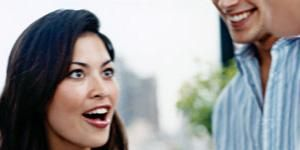 """""""It's natural to feel thrown off-balance when you see your ex with a new partner, but you'll regain your self-assurance by showing them both you're over him,"""" says Robert Phipps, a body language expert. So, if you bump into your ex and his new girlfriend, try Cosmo's confidence-boosting body-language tricks...<br /><br />"""