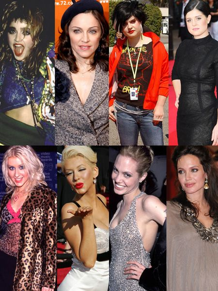 <p>Check out the famous females whose looks have been made-over along with their lifestyles</p>