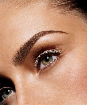 """""""Prevent lashes drying out and breaking by rubbing in a little Vaseline overnight, or try a special lash conditioner with panthenol to help strengthen them. Using eye cream daily will benefit lashes, too - some of it will seep into the lash roots. Aggressive eye-makeup removers will dry out lashes, so use a gentle oil-based one, leave mascara time to dissolve and never 'pull' it off.""""<br /><br />"""