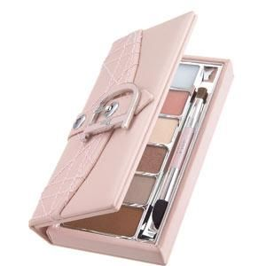 <strong>Dior Diorissime Palette In Seduction Drama, £35<br /><br /><br /></strong>Pretty pastels are the perfect accessory for this season's sheer chiffon pussybow blouses. Think sexy secretary.<br /><br />