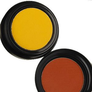 <strong>Mac Matte2 Eyeshadows, £11 <br /><br /></strong>Fiery brights reminiscent of the colour of autumn leaves. This season's must-haves.<br />