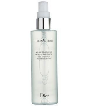 Dior HydrAction Deep Refreshing Spray, £18.50<br /><br />