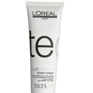 L'Oreal Professional Tecni.art Curl Memory Down Cream, £9.95<br /><br />
