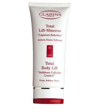 Clarins Total Body Lift, £30<br /><br />