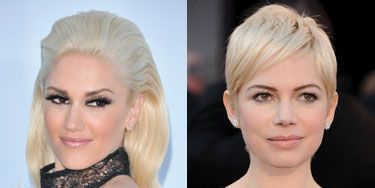 Best Celebrity Blonde Hairstyles
