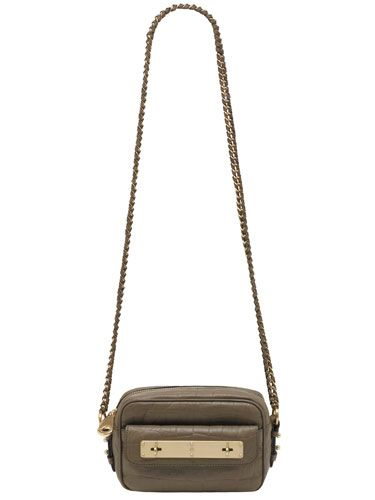 "<p>The new Mulberry 'it' bag has just hit stores and we're in lust once again. The Carter is already swinging from the shoulders of Kirsten Dunst, Kate Bosworth and Emma Watson so if you're looking for an investment piece get involved!</p>   <p>Mulberry Carter Mini Camera Bag Croc Nappa in Birds Nest, £650, <a href=""http://www.mulberry.com/#/storefront/c5934/6290/category/""target=""_blank"">mulberry.com</a></p>"
