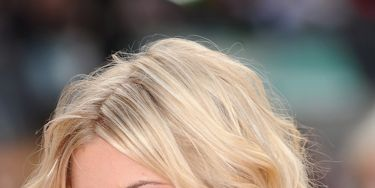 <p>The Saturdays star does beachy with added glamour. Her blonde tendrils look like they were styled with a heated wand and finished with shine spray. Try Bumble and Bumble Shine On (and on) Finishing Spray, £20, which gives your hair a glistening veil. Who said blonde hair doesn't reflect the light?</p>