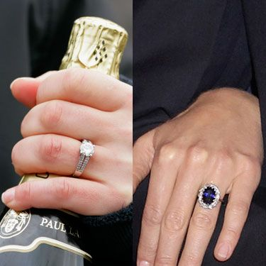 <p>Zara: A classic diamond engagement ring</p>